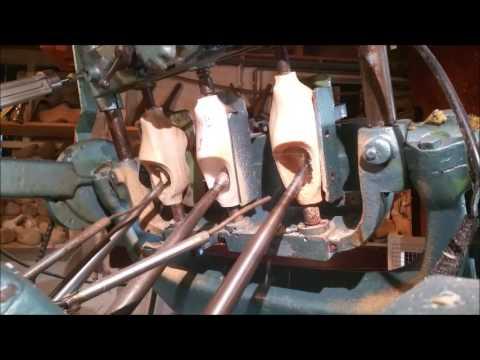 Wooden Shoe making