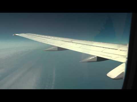 Lufthansa Airlines Manchester - Frankfurt Full Flight