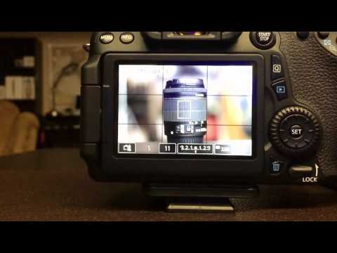How to Get Shallow Depth of Field and Bokeh on your DSLR Camera