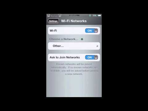 [How to] WiFi Booster for Apple Devices! Increase your range and connect to more Networks!!
