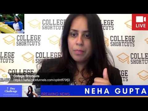 FREE 7-DAY Dream College Challenge