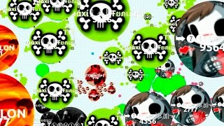 AGARZ - CONTRA OTRO CLAN ¡FUERZA! - Funny Moments Gameplay!