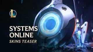 Импульсный Огонь 2020: все системы активированы   Официальный тизер образов – League of Legends