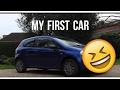 MY FIRST CAR!!!   JAMES