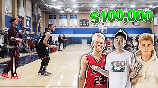 BEHIND THE SCENES OF THE ACE FAMILY $100K CHALLENGE!