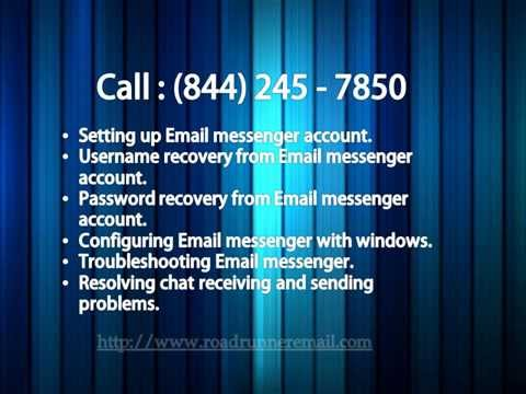 Roadrunner Email Support Contact Number (844-245-7450)