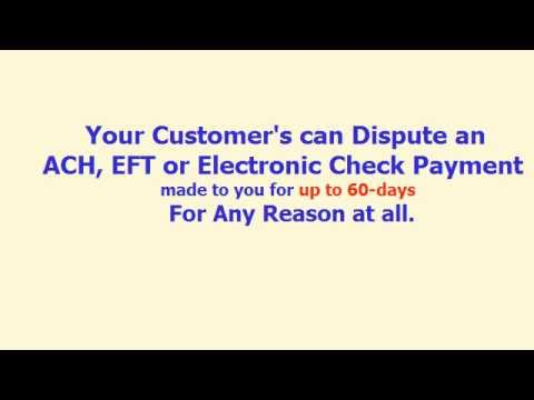 ACH Payments - Why ACH Payments are Dangerous & Costly