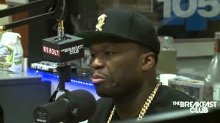 50 Cent Interview at Breakfast Club Power 105 1 05 30 2014