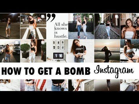 HOW I EDIT MY INSTAGRAM PHOTOS & TIPS ON HOW TO HAVE BOMB AESTHETIC   Maggie MacDonald