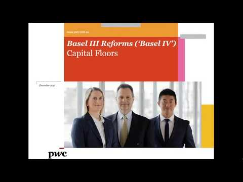 Basel IV from an Australian perspective: Basel III Reforms (