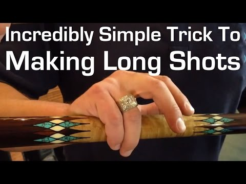 Incredibly Simple Trick to Making Long Shots