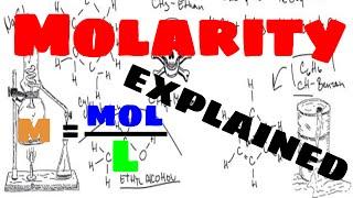 Molarity Explained
