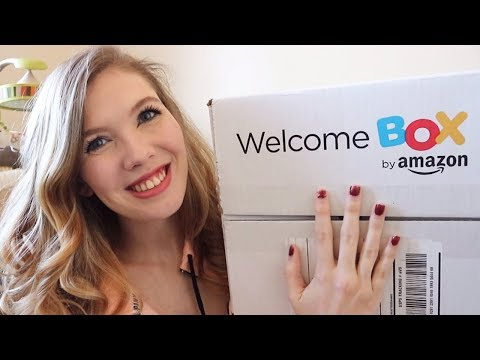 Amazon Welcome Box | FREE Baby Stuff