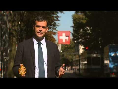 German tax inspectors follow Swiss data trail
