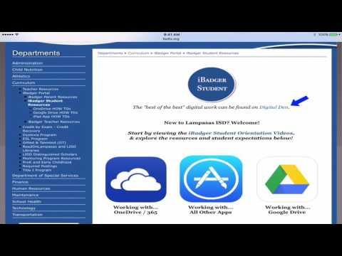 iBadger Student Orientation_Add to Homescreen & Stu. Portal