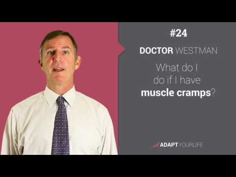 FAQs 24 with Dr. Westman: Muscle Cramps