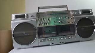 sharp gf 575. sharp gf-575 stereo cassette recorder sharp gf 575 e