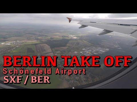 Berlin Take Off | BER New Terminal Runways
