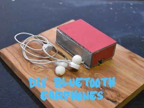 DIY Bluetooth Earphones