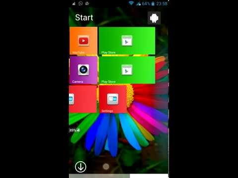 Androse Windows 8 Launcher Full Apk DOWNLOAD