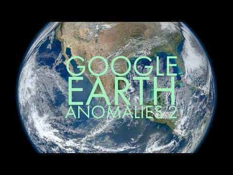 Google Earth Anomalies 2: Exploring the White House!
