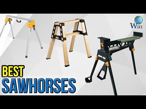 10 Best Sawhorses 2017