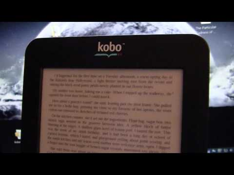 Kobo E-Reader EPUB Font Increase Fix! Ebooks now work with scale increase