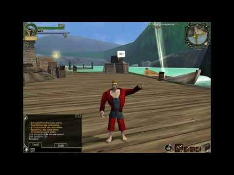 Pirates Online - How to change your pirate's Name!