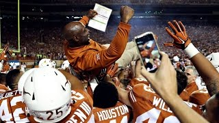 Texas, Is Back Folks! - Texas Vs. Notre Dame 2016: A Game To Remember