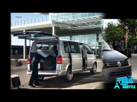 Paris Private Shuttle Low Cost Airport Shuttle