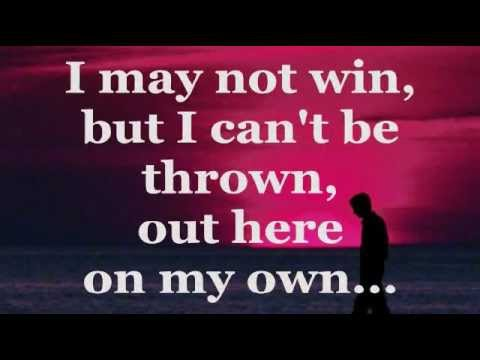 OUT HERE ON MY OWN (Lyrics) - IRENE CARA