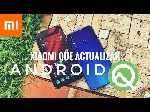 Xxx Mp4 Que Xiaomis Actualizarán A Android Q Lista Oficial 3gp Sex