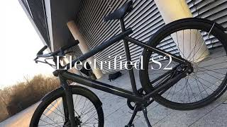 Vanmoof Electrified S2 - Motor Noise? Power Levels and Power