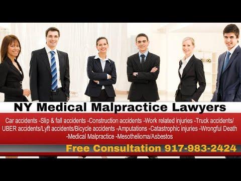 Best Medical Malpractice Attorneys In New York City - Medical Malpractice Attorney New York City