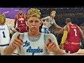 NBA 2K17 MyCAREER LaMelo Ball #6 - LaMelo Breaks Kyrie Ankles!!