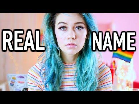 My Real Name isn't Jessie Paege.