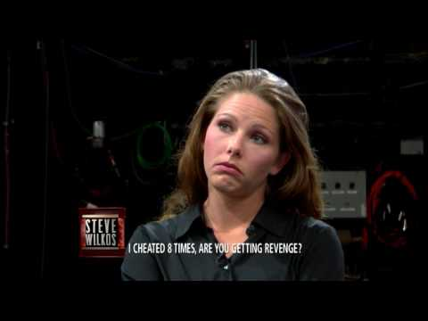 I Know Your Cheating, Just Admit It!!! (The Steve Wilkos Show)