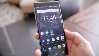 BlackBerry Motion Review || The Battery King?!