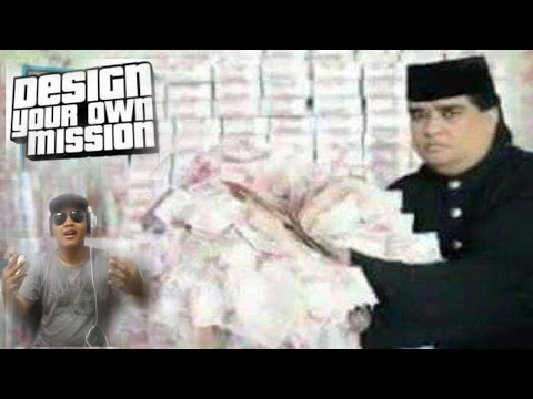 Kasus DIMAS KANJENG PENGGANDA UANG. - Grand Theft Auto Extreme Indo(DYOM#3)