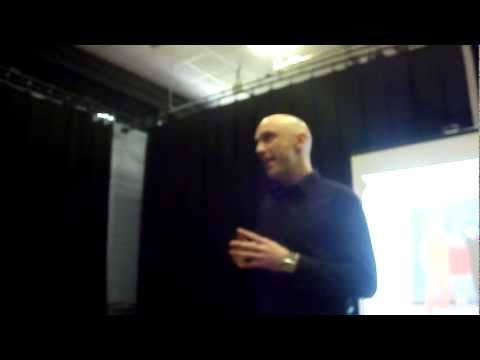 3: Talk to School on Drugs and Prison - Shaun Attwood Q&A