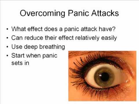 Overcoming Panic Attacks