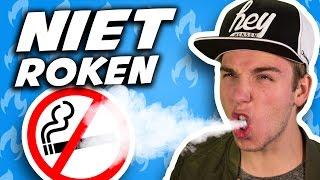 10 Redenen Om Niet Te Roken!