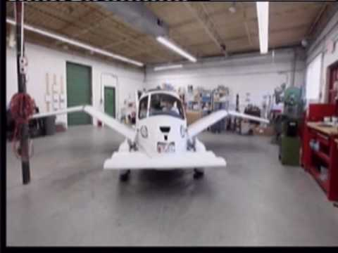 Flying Car seeking to raise funds to build up the company