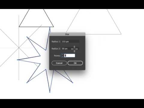 How to draw rectangles and triangles in Illustrator and Photoshop