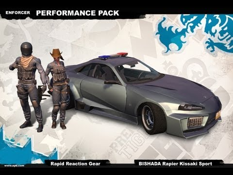 APB Reloaded - G-Force Rapid Pack
