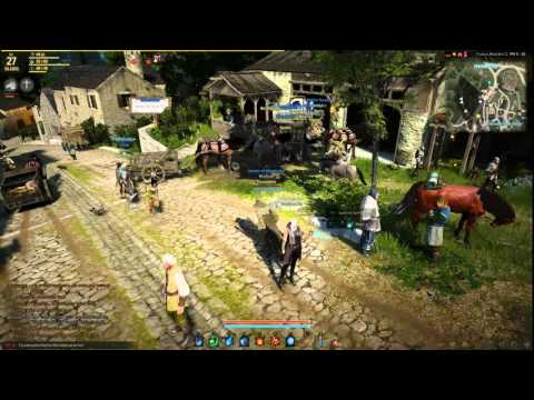 Black Desert Online Gameplay and Guides - How to Make Easy Money