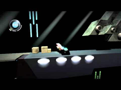 LittleBigPlanet STAR WARS: Ep IV: Escape From the Death Star: err...Etc! by julesyjules
