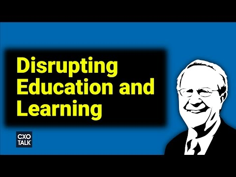 #224 Coursera CEO Rick Levin: Disruption in Learning and Education