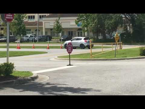 Driving test at Casselberry Florida 8/3/2018