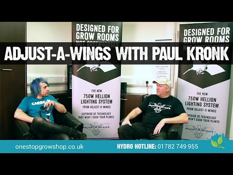 An Introduction to Adjust-A-Wings with Creator Paul Kronk